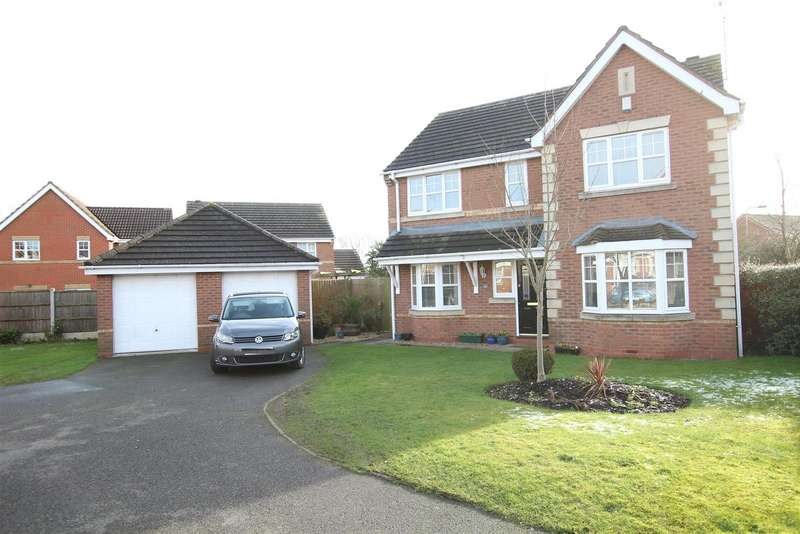 4 Bedrooms Property for sale in Alderholme Drive, Stretton