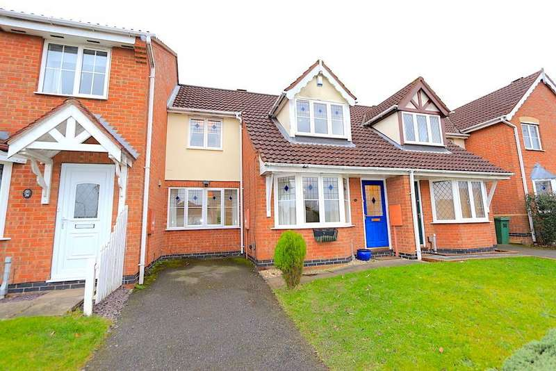 3 Bedrooms Detached House for sale in Burchnall Road, Thorpe Astley