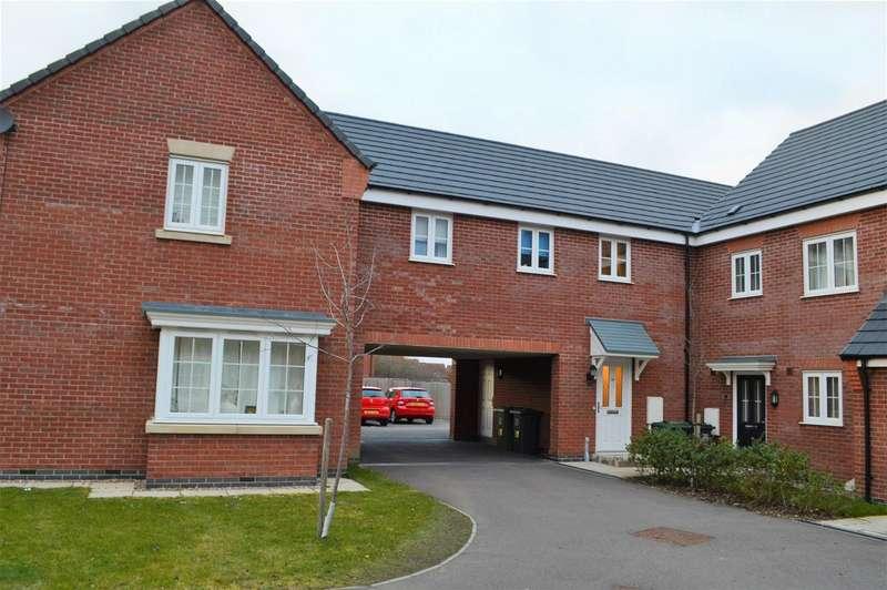 2 Bedrooms Property for sale in Aitken Way, Loughborough