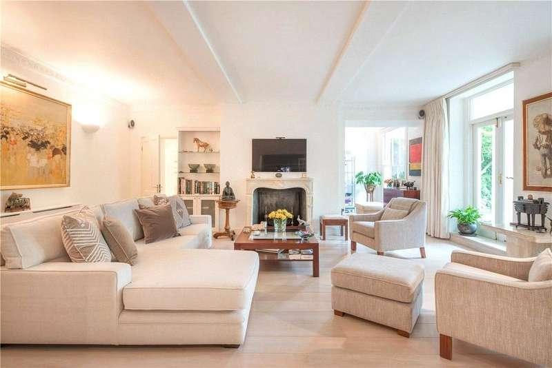 2 Bedrooms Flat for sale in Hamilton Terrace, St John's Wood, London, NW8
