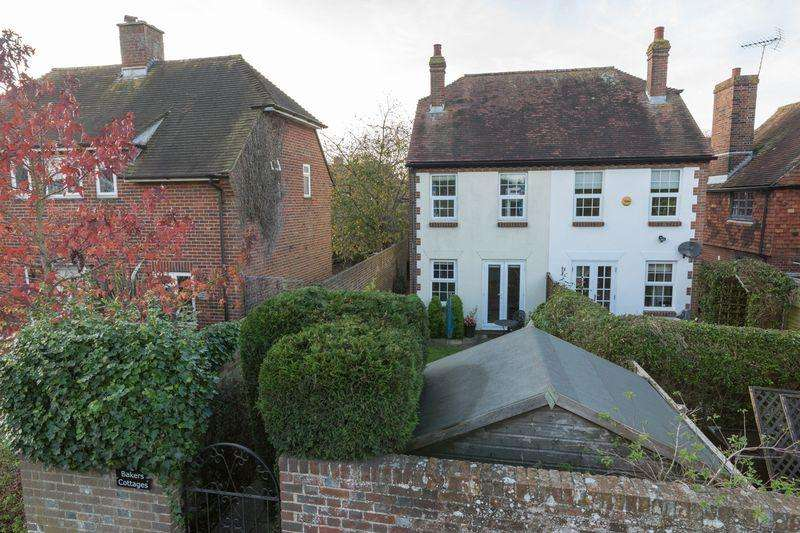 2 Bedrooms Semi Detached House for sale in Whyke Road, Chichester
