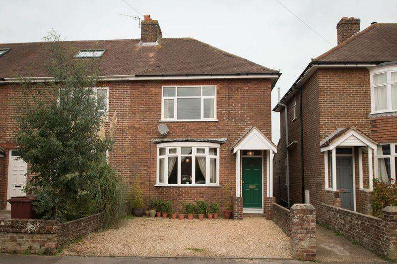 2 Bedrooms Semi Detached House for sale in M'tongue Avenue, Chichester