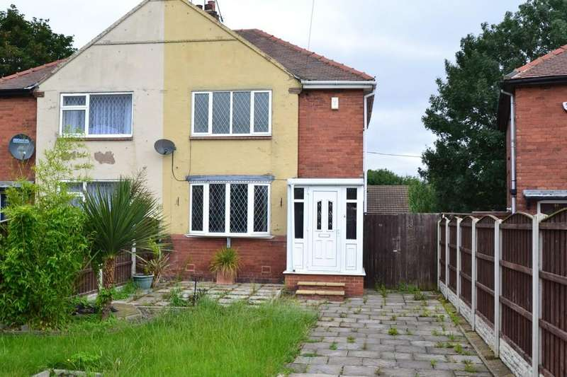 3 Bedrooms Semi Detached House for rent in Park Estate, South Kirkby, Pontefract
