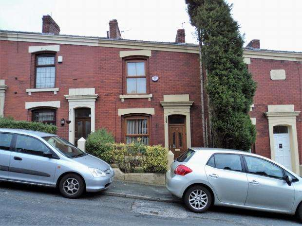 2 Bedrooms Terraced House for sale in Langham Road Blackburn