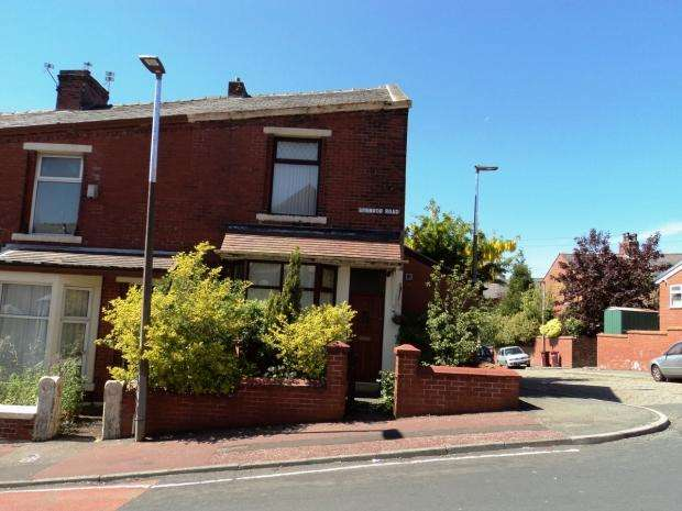 3 Bedrooms End Of Terrace House for sale in Lynwood Road Revidge Blackburn
