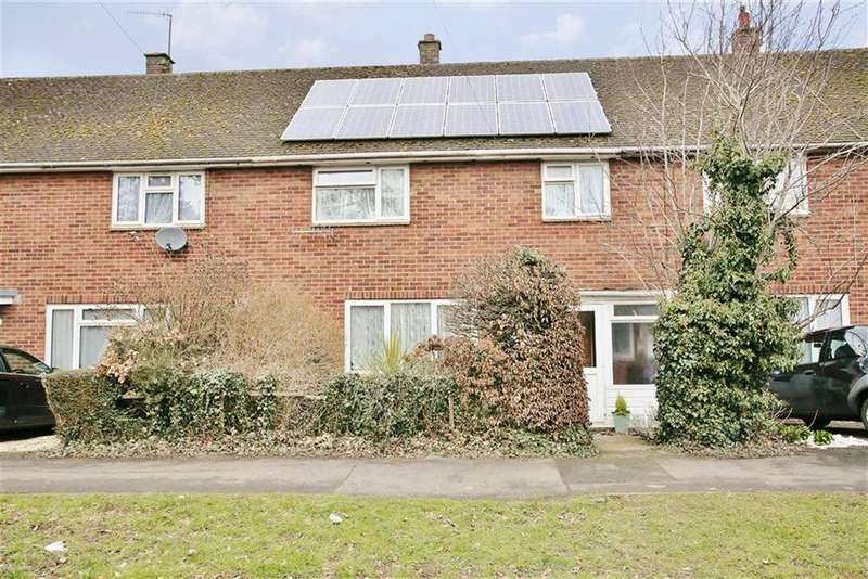 4 Bedrooms Terraced House for sale in Gillett Road, Banbury