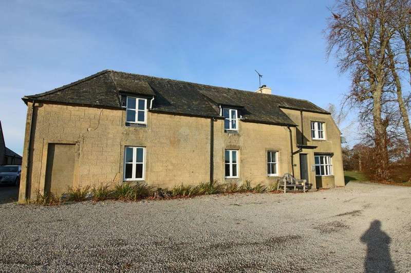5 Bedrooms Detached House for sale in Garden House, Balinroich Farm, Fearn, IV20 1RR