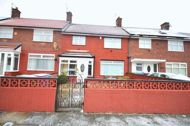 3 Bedrooms Terraced House for sale in 39 Haslemere Road, Liverpool