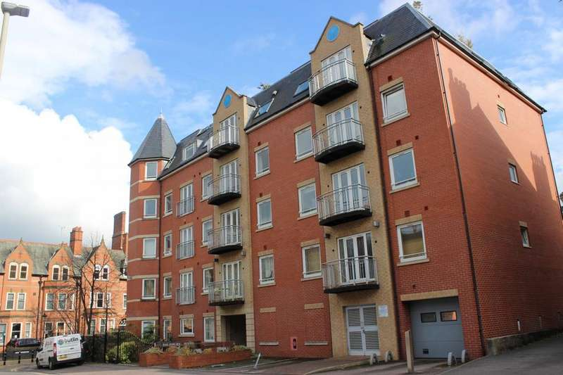 2 Bedrooms Apartment Flat for rent in Salisbury House, LE1