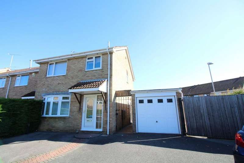 3 Bedrooms End Of Terrace House for sale in Old Kiln Road, Upton, Poole