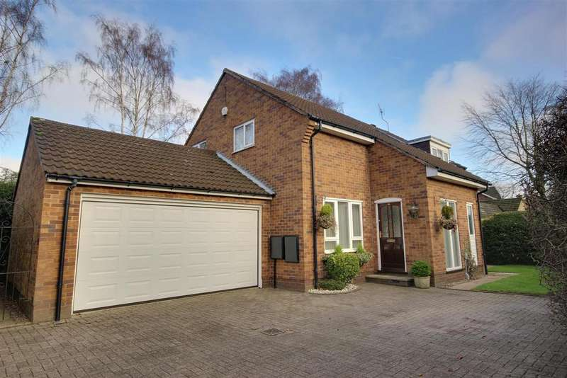 3 Bedrooms Detached House for sale in Melton Road, North Ferriby