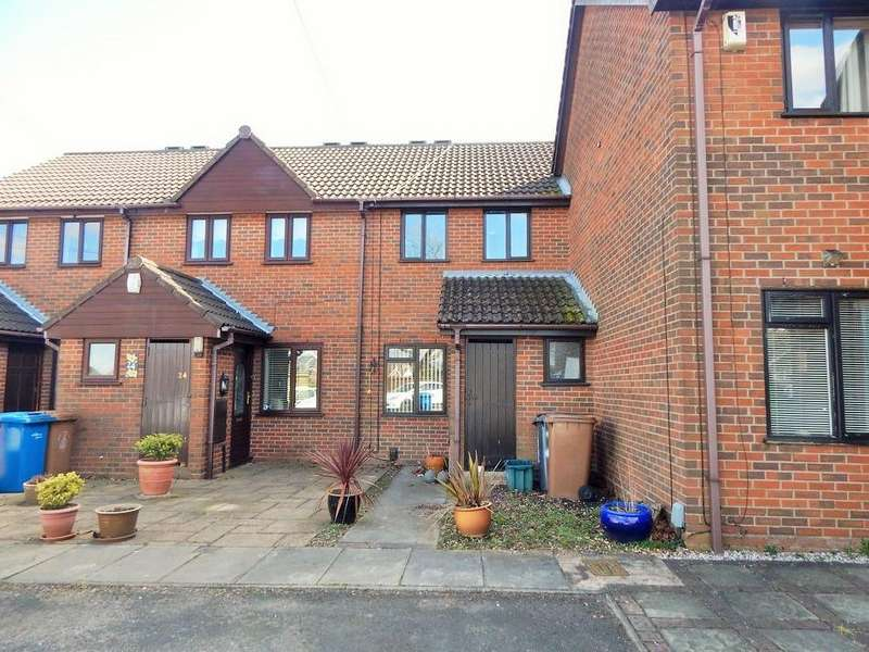 2 Bedrooms Terraced House for rent in Morley Road, Burntwood, Staffordshire WS7