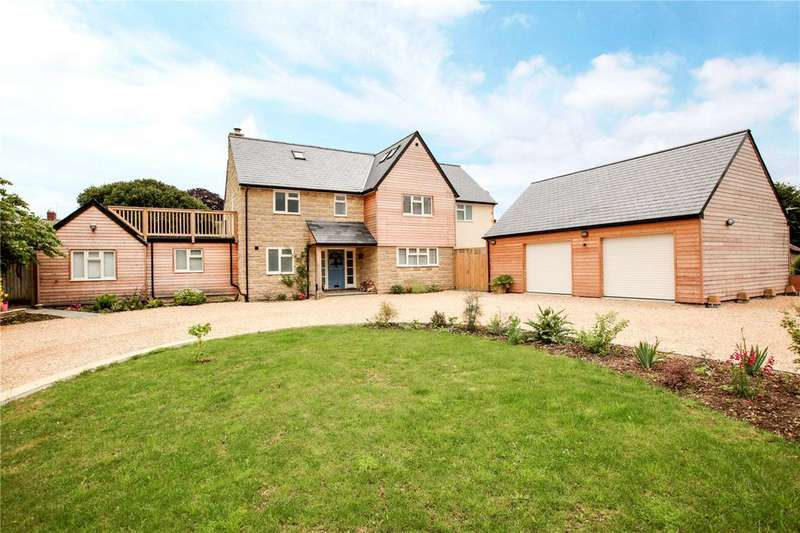 5 Bedrooms Detached House for sale in Hele Lane, South Petherton, Somerset