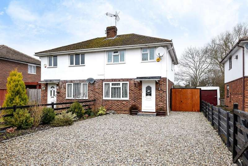 2 Bedrooms House for sale in Brunel Road, Reading, RG30