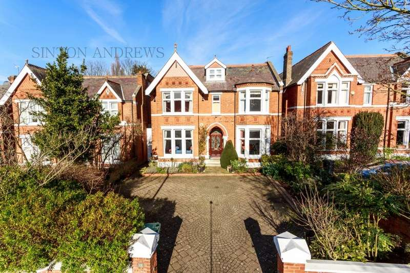 7 Bedrooms Detached House for sale in Park Hill, Ealing, W5