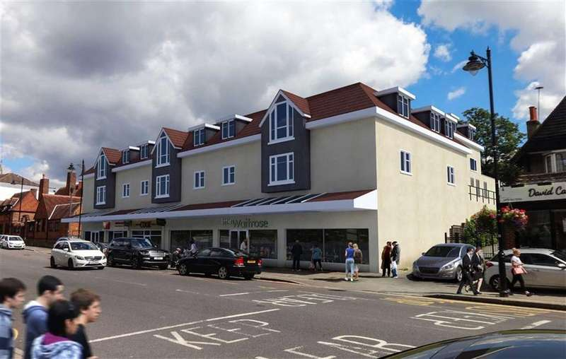 1 Bedroom Flat for sale in Eton Court, Cheam, Surrey