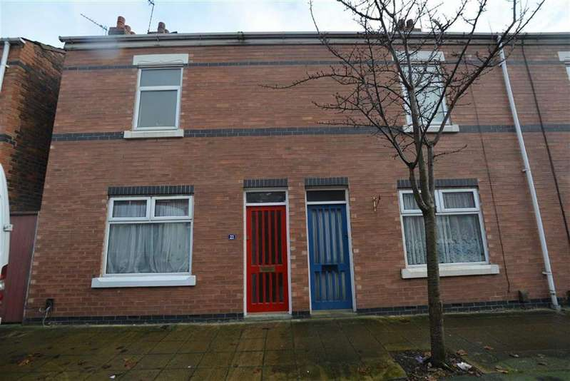 2 Bedrooms Terraced House for rent in Ashover Street, STRETFORD