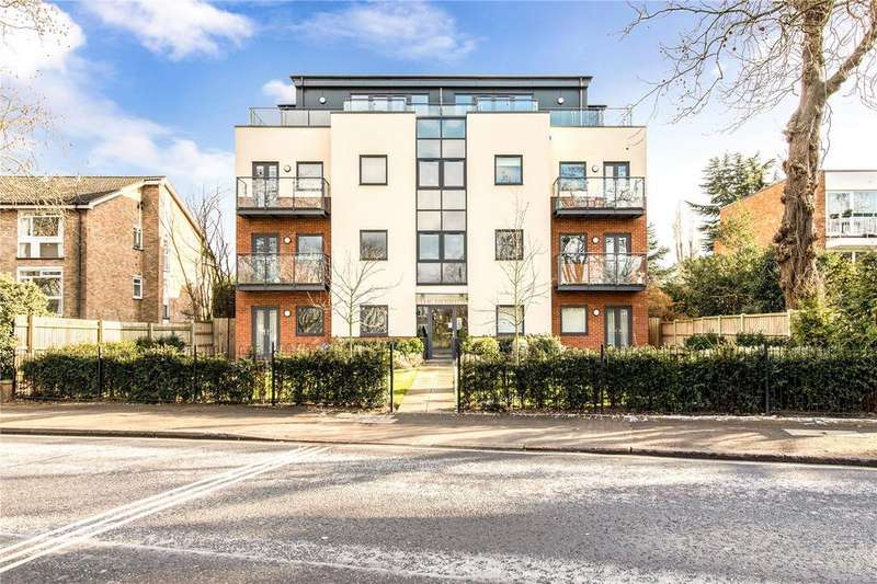 2 Bedrooms Flat for sale in The Heights, 13 Eastbury Road, Oxhey, WD19