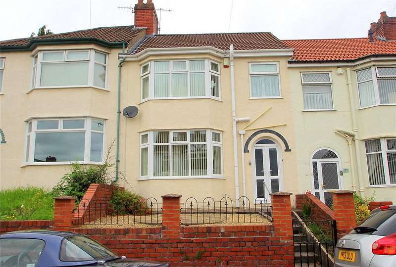 3 Bedrooms Terraced House for sale in St Dunstans Road, Bedminster, Bristol, BS3