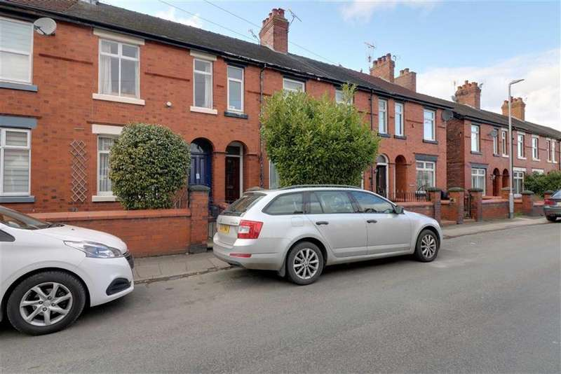 3 Bedrooms Terraced House for sale in Vicarage Lane, Elworth, Sandbach