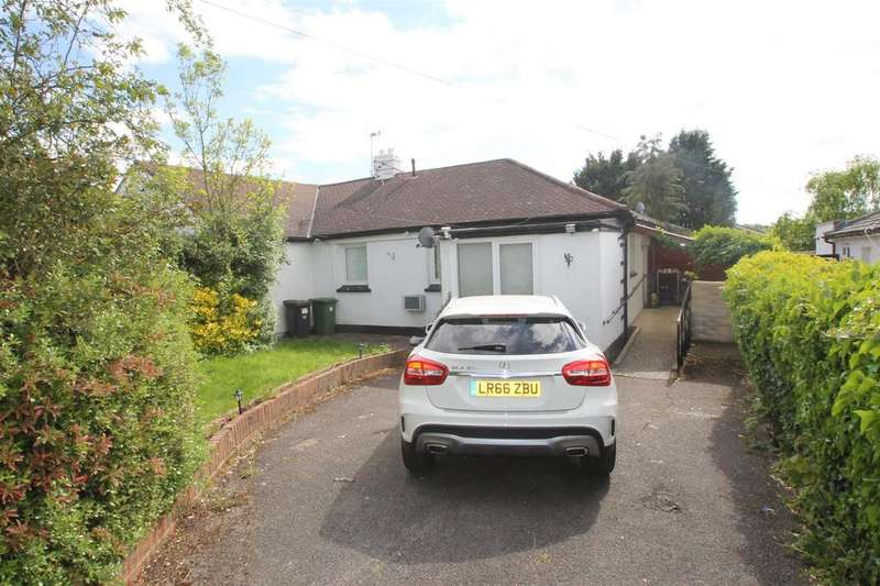 3 Bedrooms Semi Detached Bungalow for sale in Oundle Avenue, Bushey