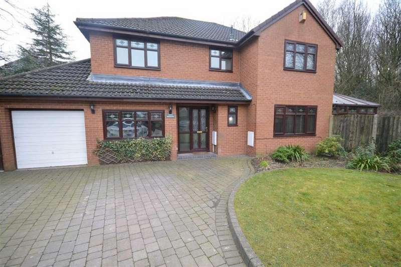 4 Bedrooms Detached House for rent in Hillbank, Standish, Wigan, WN6