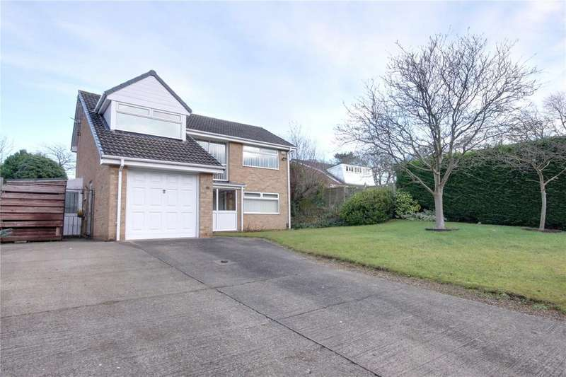 4 Bedrooms Detached House for rent in Clevegate, Nunthorpe