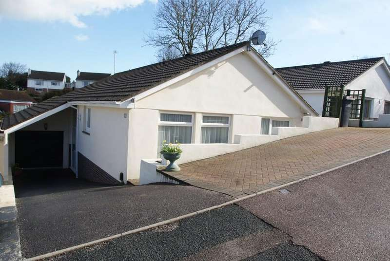 4 Bedrooms Detached Bungalow for sale in Haywain Close | Torquay | TQ2 7SG