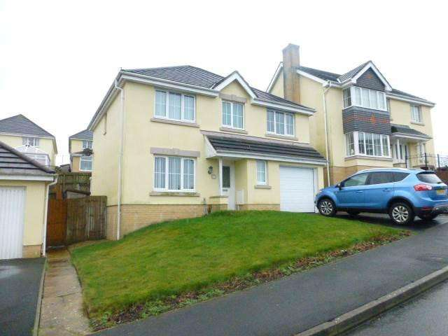 4 Bedrooms Detached House for rent in Maes Y Wennol, Carmarthen, Carmarthenshire