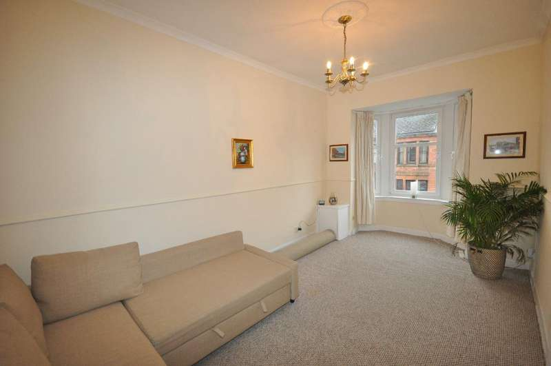 1 Bedroom Flat for rent in Northpark Street, Flat 3/1, North Kelvinside, Glasgow, G20 7AA