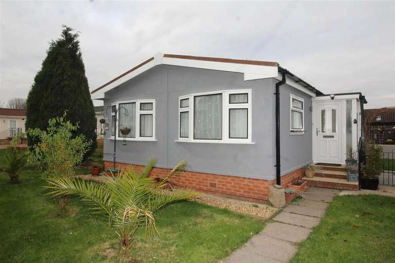1 Bedroom Bungalow for sale in Keys Park, Parnwell Way, Parnwell, Peterborough