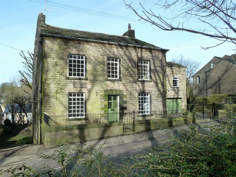 4 Bedrooms Detached House for sale in Huddersfield Road, Delph, Saddleworth, OL3