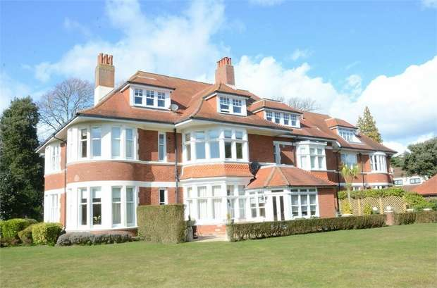 2 Bedrooms Flat for sale in 7 Milner Road, West Cliff, Bournemouth