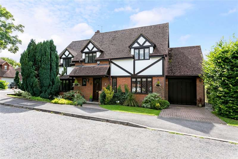 4 Bedrooms Detached House for sale in Berndene Rise, Princes Risborough, Buckinghamshire, HP27
