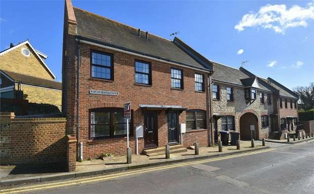 2 Bedrooms End Of Terrace House for sale in Crow Hill, Broadstairs, Kent
