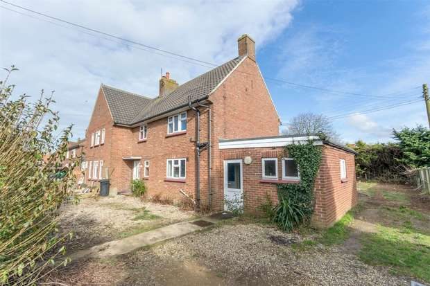 3 Bedrooms Semi Detached House for sale in 48 Mount Pleasant, Little Walsingham