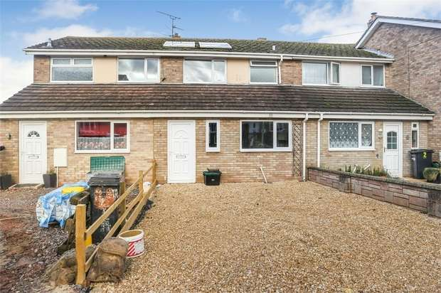 3 Bedrooms Terraced House for sale in Pennys Meade, Ilton, Ilminster, Somerset
