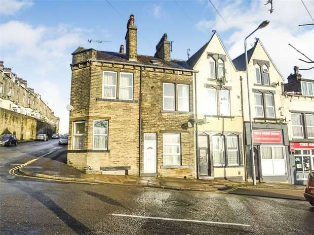 3 Bedrooms Terraced House for sale in Hunger Hill, Halifax, West Yorkshire