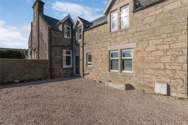 3 Bedrooms Semi Detached House for sale in Dunbar Street, Lossiemouth, Moray