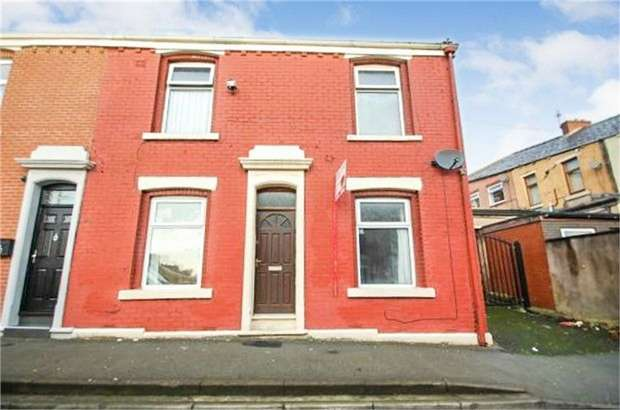3 Bedrooms Terraced House for sale in Whalley Street, Blackburn, Lancashire