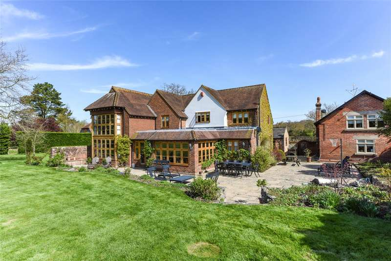 6 Bedrooms Detached House for sale in Royden Lane, Boldre, Lymington, Hampshire, SO41
