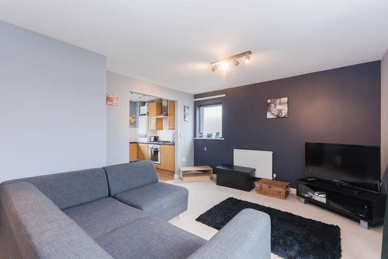 2 Bedrooms Apartment Flat for sale in Clinch Court, Witney