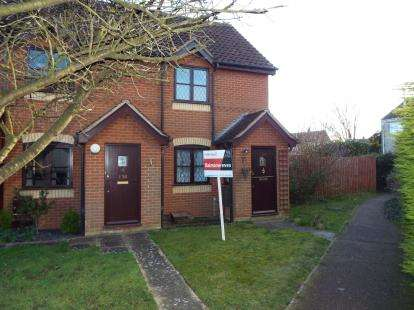 2 Bedrooms End Of Terrace House for sale in Glemsford, Sudbury, Suffolk