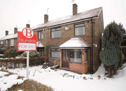 3 Bedrooms End Of Terrace House for sale in Buchanan Road, Sheffield, South Yorkshire