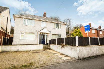 3 Bedrooms Detached House for sale in Bagillt Road, Greenfield, Holywell, Flintshire, CH8