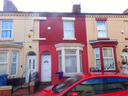 2 Bedrooms Terraced House for sale in Stamford Street, Liverpool, Merseyside, England, L7