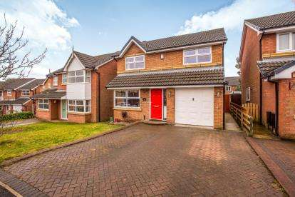 3 Bedrooms Detached House for sale in Bracken Close, Chorley, Lancashire