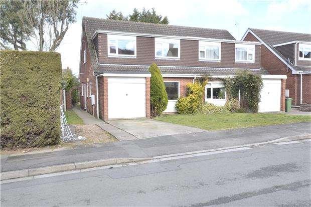 4 Bedrooms Semi Detached House for sale in Kennel Lane, Brockworth, GLOUCESTER, GL3 4NP
