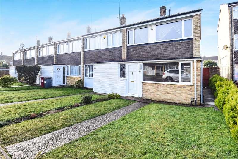 2 Bedrooms Terraced House for sale in Combe Road, Tilehurst, Reading, Berkshire, RG30