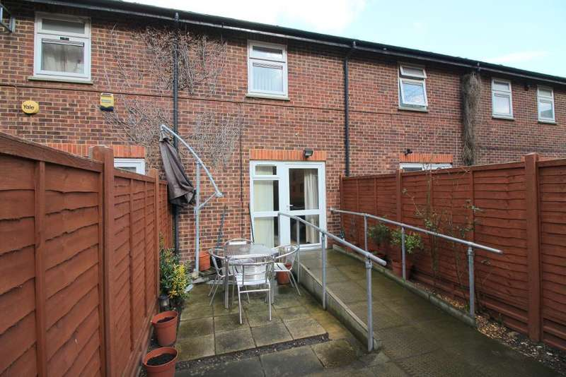 1 Bedroom Terraced House for sale in Cardigan Street, Luton, Bedfordshire, LU1 1RY